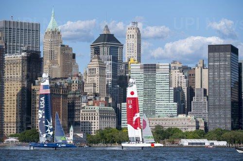 Japan SailGP Team wins New York SailGP