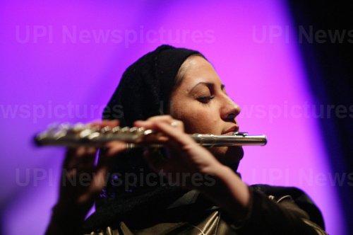 Tehran's Symphony Orchestra Performs at Vahdat Amphitheater