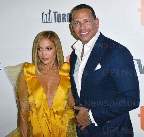 Jennifer Lopez attends 'Hustlers' premiere at Toronto Film Festival