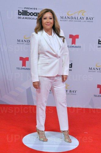 Jessica Maldonado attends the Billboard Latin Music Awards in Las Vegas