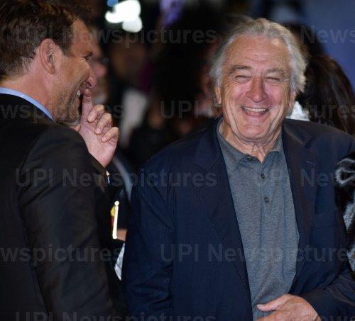 Robert de Niro attends 'Joker' premiere at Toronto Film Festival