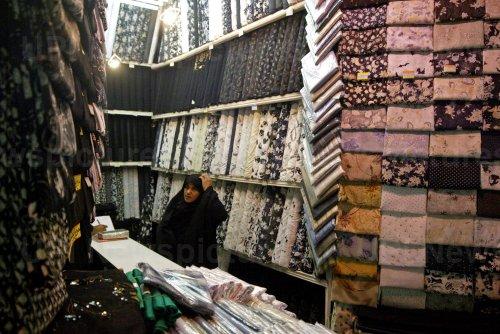 IRAN'S DAILY LIFE IN MASHAD