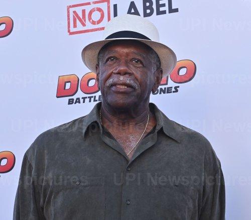 "Lou Beatty Jr.  Attends the ""Domino: Battle of the Bones"" Premiere in LA"