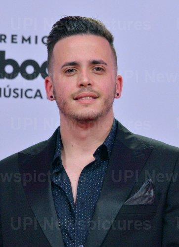 Ezio Oliva attends the Billboard Latin Music Awards in Las Vegas