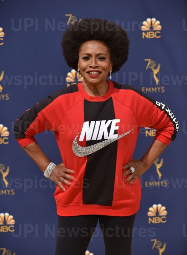 Jenifer Lewis attends the 70th annual Primetime Emmy Awards in Los Angeles