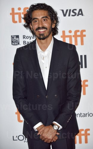 Dev Patel attends 'The Personal History of David Copperfield' premiere at Toronto Film Festival
