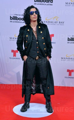 Andres Cuervo attends the Billboard Latin Music Awards in Las Vegas