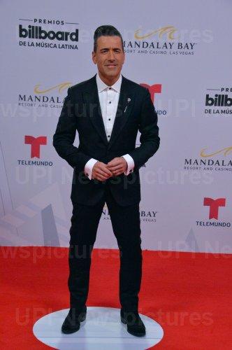 Jorge Bernal attends the Billboard Latin Music Awards in Las Vegas