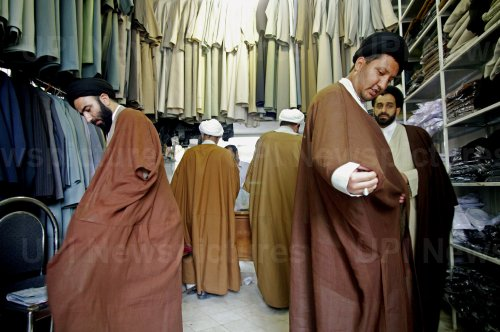 Iranians prepare for upcoming March election in Qom