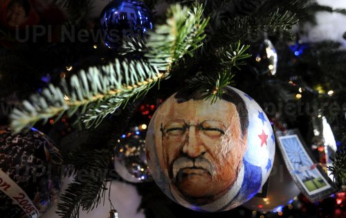 2008 White House Christmas Decoration Preview