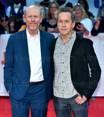 Ron Howard attends 'Once Were Brothers' premiere at Toronto Film Festival