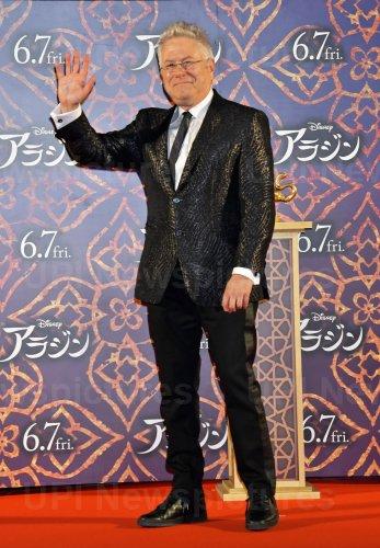 """""""Aladdin"""" Premiere in Tokyo"""