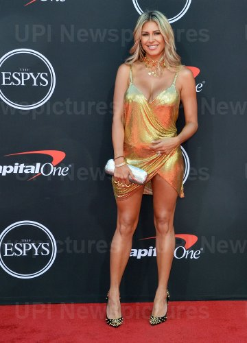 Anna Kane attends the 27th annual ESPY Awards in Los Angeles