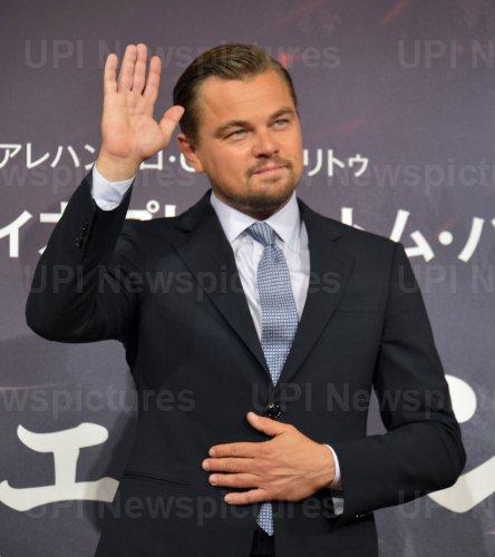 """""""The Revenant"""" Premiere in Tokyo"""