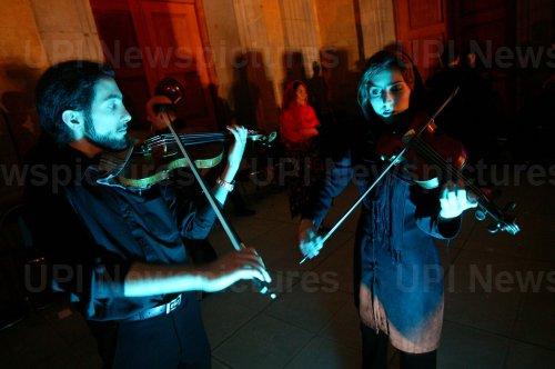 Iran's orchestra Performs in Tehran
