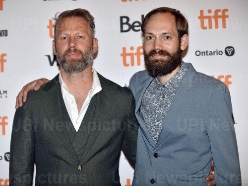 Darius Marder attends 'Sound of Metal' premiere at Toronto Film Festival