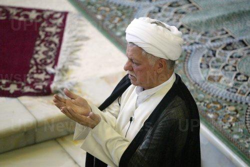 IRAN'S WEEKLY FRIDAY PRAYER