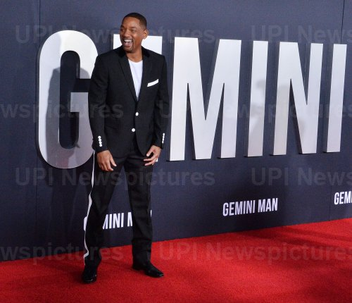 "Will Smith attends ""Gemini Man"" premiere in Los Angeles"