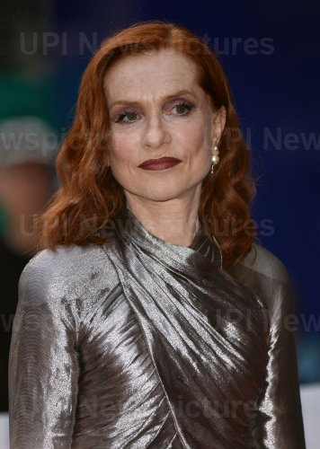Isabelle Huppert attends 'Frankie' premiere at Toronto Film Festival