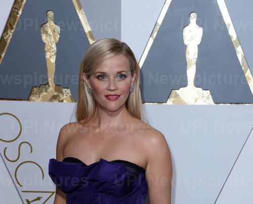 Reese Witherspoon arrives for the 88th Academy Awards in Hollywood