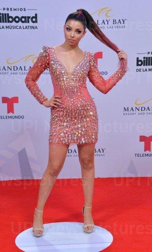 Camila Bravo attends the Billboard Latin Music Awards in Las Vegas