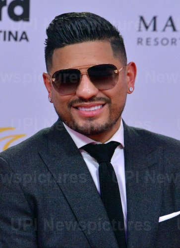 Abner Mares attends the Billboard Latin Music Awards in Las Vegas