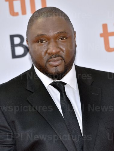 Nonso Anozie attends 'The Laundromat' premiere at Toronto Film Festival