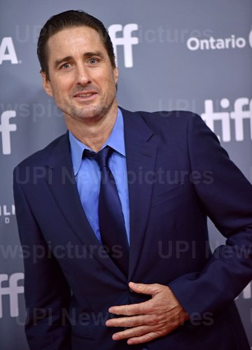 Luke Wilson attends 'The Goldfinch' photocall at Toronto Film Festival