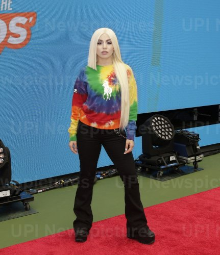 Ava Max at the 2019 Arthur Ashe Kids day at the US Open