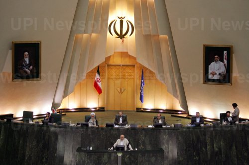Impeachment session for Iranian Interior Minister in Iran's parliament