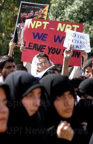 IRAN'S NUCLEAR
