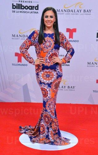 Priscilla Torres attends the Billboard Latin Music Awards in Las Vegas
