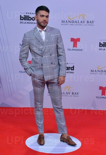 Carlos Adyan attends the Billboard Latin Music Awards in Las Vegas