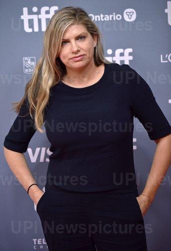 Kate Garwood attends 'Seberg' photocall at Toronto Film Festival