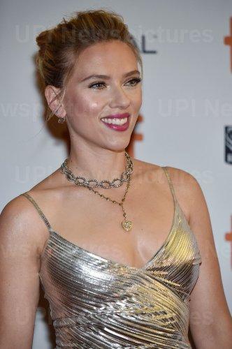 Scarlett Johansson attends 'Jojo Rabbit' premiere at Toronto Film Festival