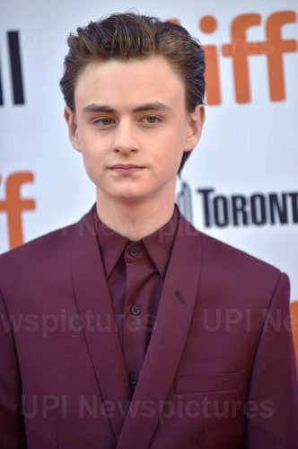 Jaeden Martell attends 'Knives Out' premiere at Toronto Film Festival