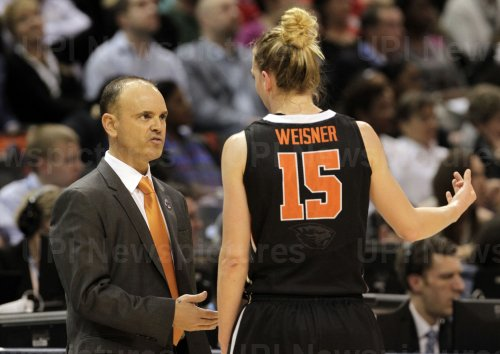 UConn vs Oregon State in the NCAA Championships