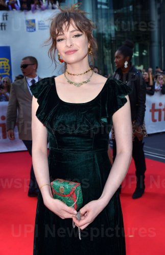 Ashleigh Cummings attends 'The Goldfinch' premiere at Toronto Film Festival