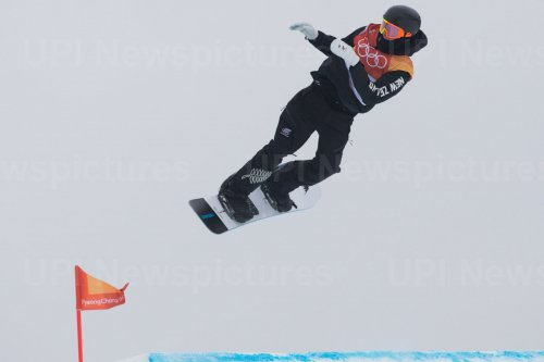 New Zealand competes in slopestyle in Pyeongchang 2018 Winter Olympics