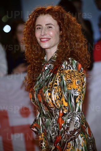 Alma Har'el attends 'Honey Boy' premiere at Toronto Film Festival