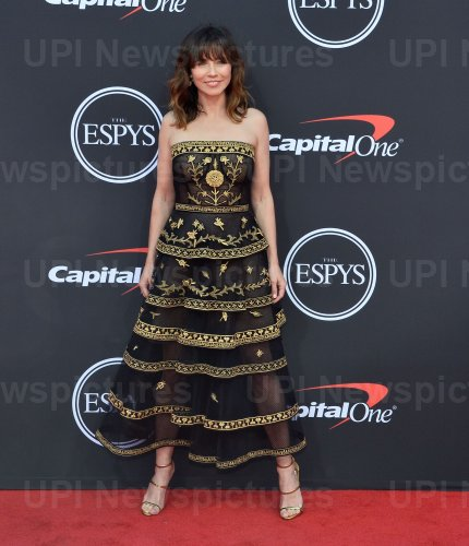 Linda Cardellini attends the 27th annual ESPY Awards in Los Angeles