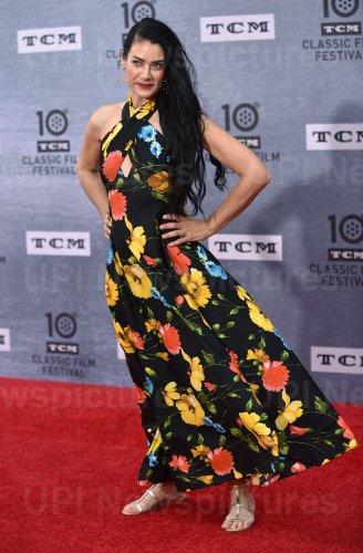 Victoria Mature attends TCM Classic Film Festival opening night gala