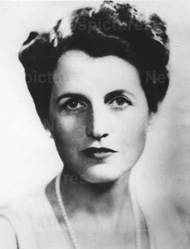 Early photo of Rose Kennedy