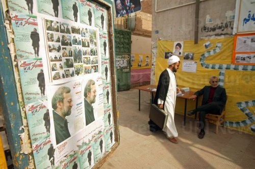 Iranians prepare for upcoming March election