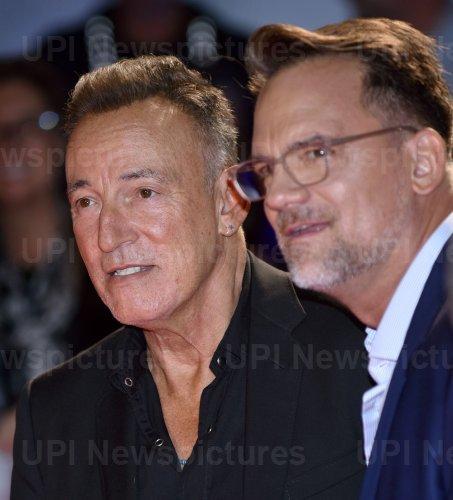 Bruce Springsteen attends 'Western Stars' premiere at Toronto Film Festival
