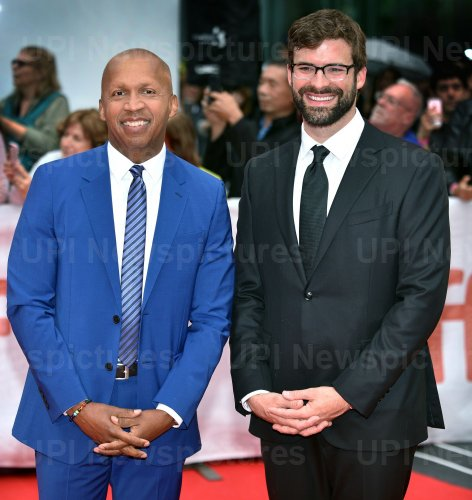 Bryan Stevenson attends 'Just Mercy' premiere at Toronto Film Festival