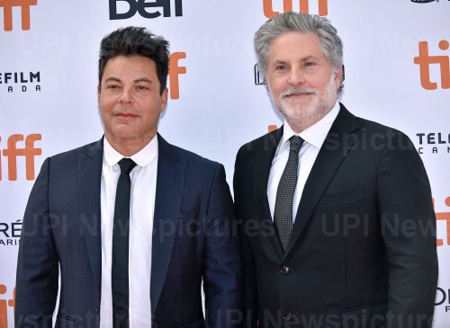 Gregory Jacobs attends 'The Laundromat' premiere at Toronto Film Festival