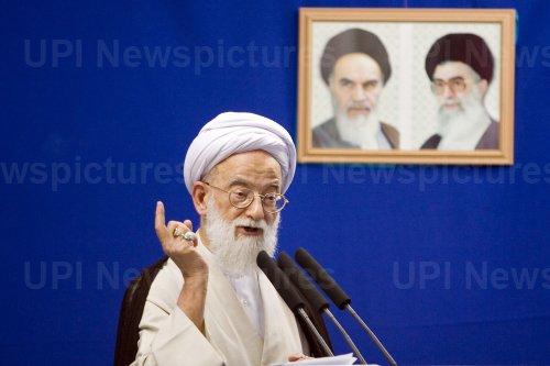 Iran's Friday Prayer