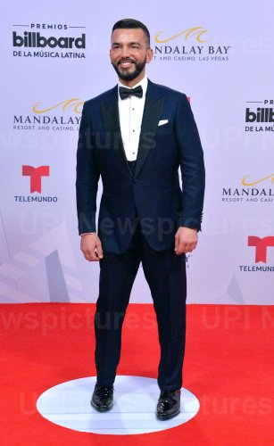 Juan Manual Cortez attends the Billboard Latin Music Awards in Las Vegas
