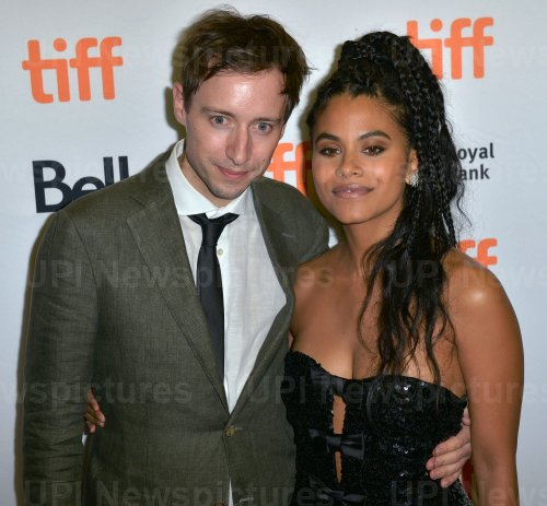 Zazie Beetz attends 'Lucy in The Sky' premiere at Toronto Film Festival